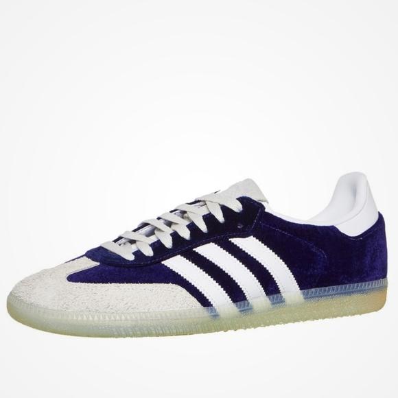 purple haze adidas samba